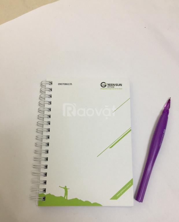 In ấn thiết kế sổ tay, sổ da theo yêu cầu (ảnh 5)