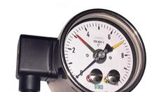 Đồng hồ đo áp suất 3 kim là gì?