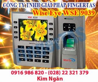 Máy chấm công vân tay WSE 9039 lắp đặt tận nơi