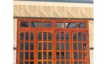 Những ưu điểm và lưu ý của sơn giả gỗ trên bề mặt kim loại