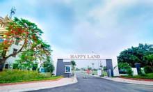 Chỉ với hơn 700 triệu sở hữu ngay lô đất tại dự án Happy Land Đông Anh