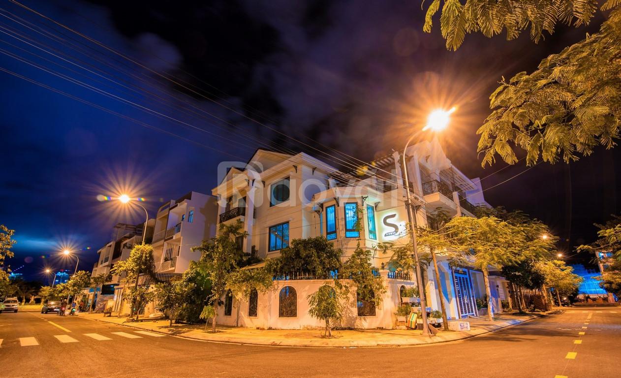 Lô đất biệt thự KĐT VCN Phước Hải Nha Trang, vị trí vàng KĐT