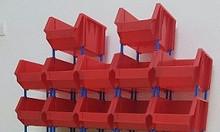 Kệ dụng cụ A6, khay linh kiện xếp chồng, hộp nhựa đựng ốc vít