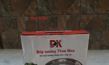 Lò nướng than hoa inox đặt âm bàn chất liệu inox