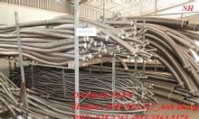 Báo giá ống mềm dẫn xăng dầu, ống mềm inox lắp bích, ống mềm inox 304
