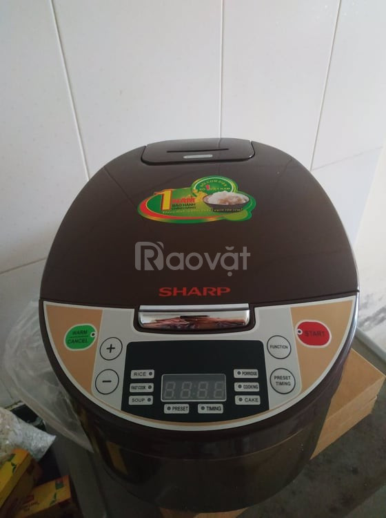 [Siêu ưu đãi] Bếp từ Chefs EH-DIH890 tặng kèm nồi cơm điện Sharp