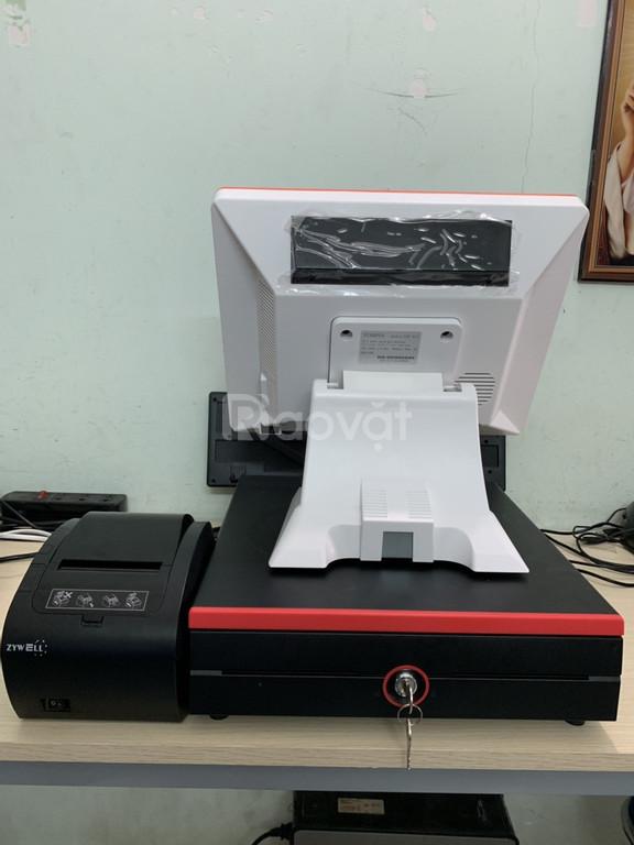 Cung cấp máy tính tiền cho quán trà chanh, trà sữa tại Hà Nội