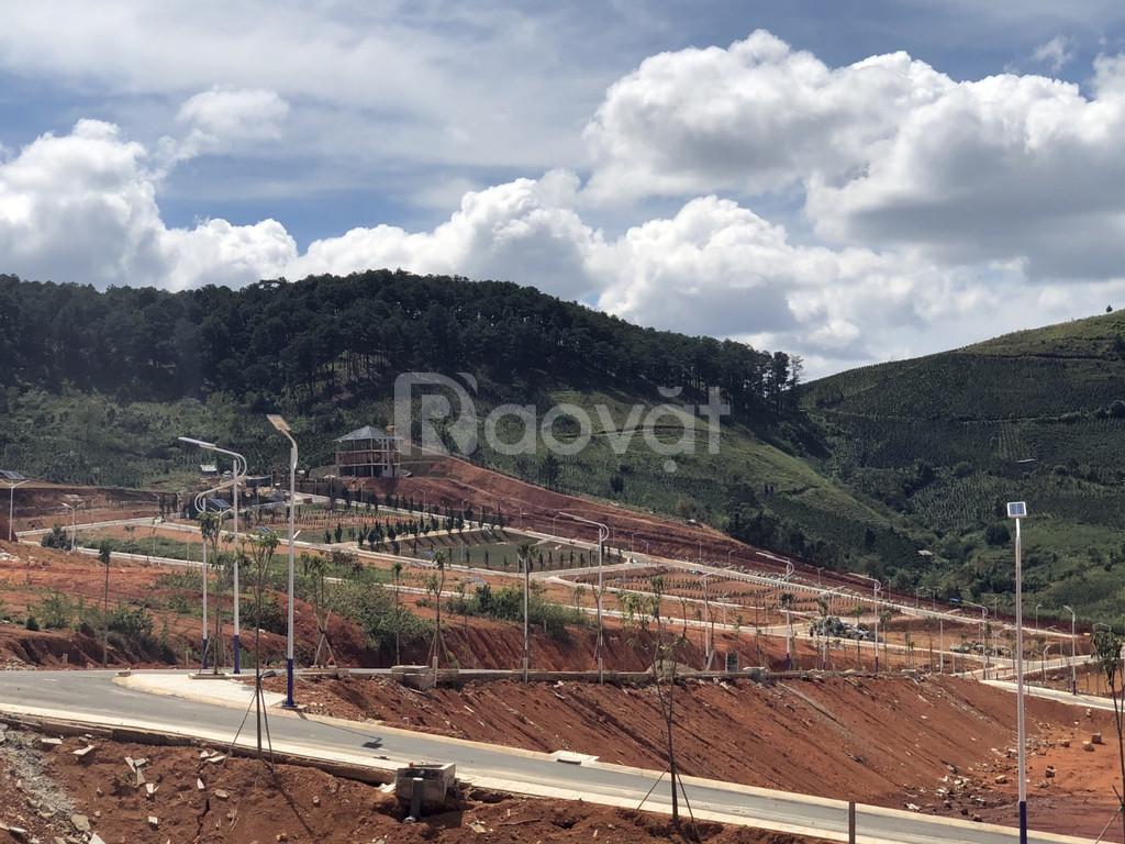 Đất Vàng Lang Biang Town - View đẹp chỉ có 1 không 2