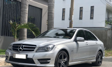 Cần bán xe Mercedes C200 Edition C, model 2014, màu bạc