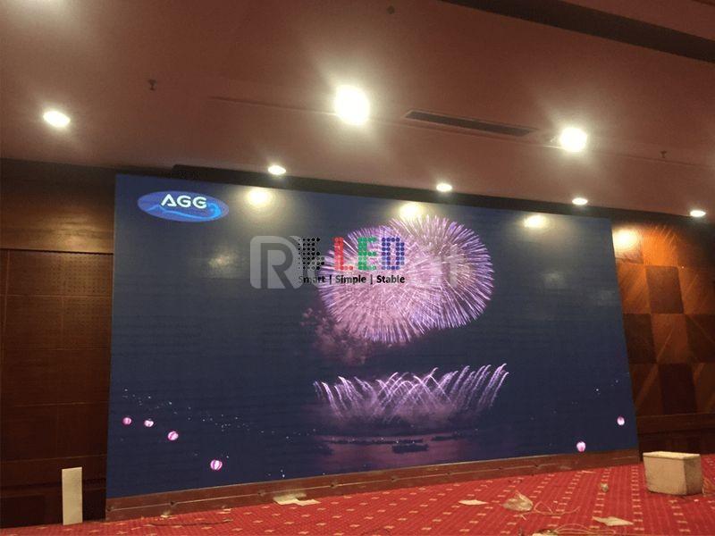 Màn hình LED P3 trong nhà dùng cho phòng họp