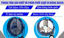 Giá chuẩn quạt di động gắn bánh xe Dasin