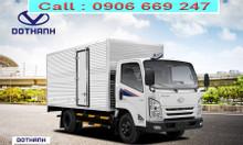 Xe tải iz65 tải trọng 24,4 tấn và tải trọng 3,49 tấn