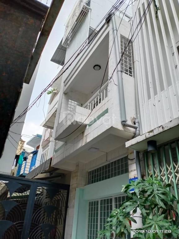 Bán nhà hẻm Phan Đình Phùng phường 17 quận Phú Nhuận.