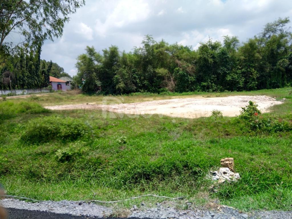 Bán đất mặt tiền Bến Đình xã Nhuận Đức huyện Củ Chi giá rẻ SHR.