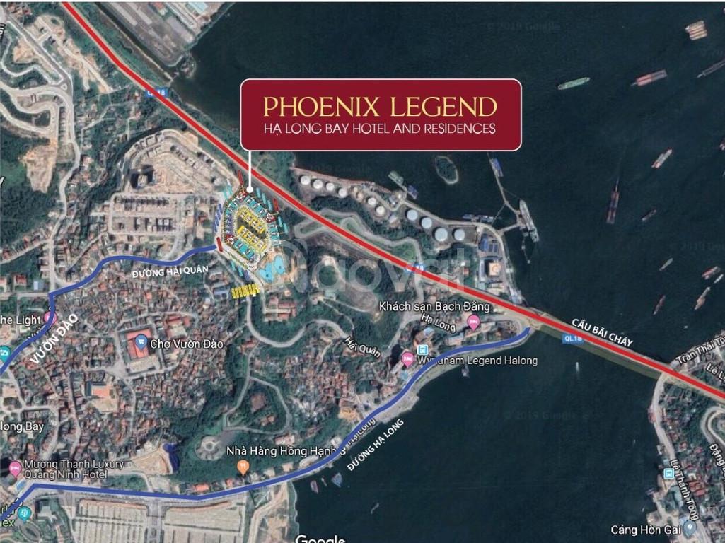 Đăng ký nhận thư mời tham dự Lễ ra mắt dự án Phoenix Legend Hạ Long