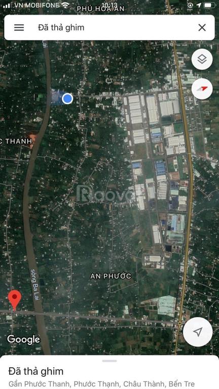 Sở hữu lô đất đẹp - giá rẻ tại Xã Phước Thạnh, H. Châu Thành, Bến Tre