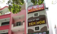 Bán nhà mặt tiền Hai Bà Trưng, P Đa Kao, Quận 1, góc 2MT Hai Bà Trưng