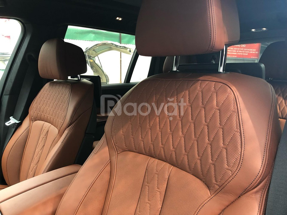 Giao ngay BMW X7 xDrive40i 2019 nhập Mỹ đẹp giá tốt