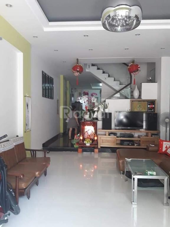 Bán nhà HXH, đường Trục, quận Bình Thạnh, 4 tầng, 95m2, 11,2 tỷ.