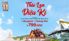Khám phá Thái Lan với vé giá rẻ của Air Asia