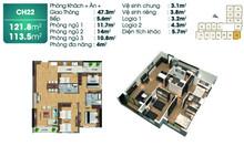 Căn góc 3 ngủ TSG Lotus Sài Đồng, Long Biên giá chỉ 24,4 triệu/m2