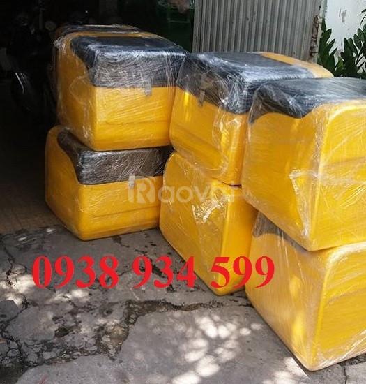 Thùng giao trà sữa thùng ship hàng thùng giao thực phẩm thùng chở hàng