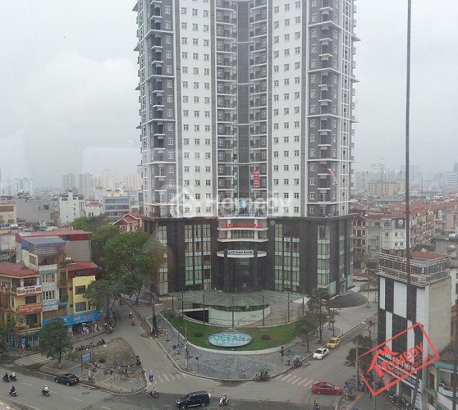 Bán căn hộ Trung Yên Plaza Trung Hòa, Cầu Giấy, 102m2, full nội thất