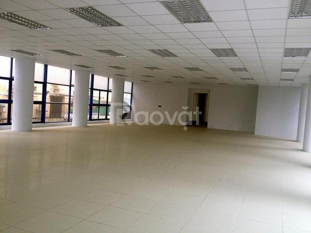 Cho thuê văn phòng 180m2 mặt phố Hoàng Quốc Việt, Cầu Giấy