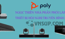 NgọcThiên nhà phân phối và lắp đặt hệ thống hội nghị truyền hình Poly