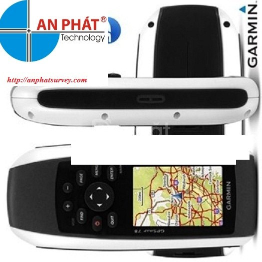 Máy GPS cầm tay Gamin MAP 78