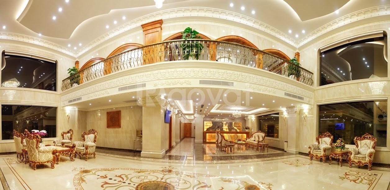 Mặt phố Phan Kế Bính, Ba Đình, khách sạn, tòa nhà văn phòng, 260m2