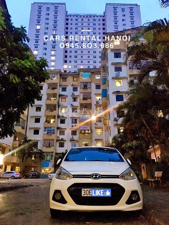 Thuê xe tự lái Tết 2020 giá rẻ Hà Nội