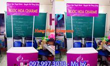 Booth nhựa giá rẻ Hưng Phát