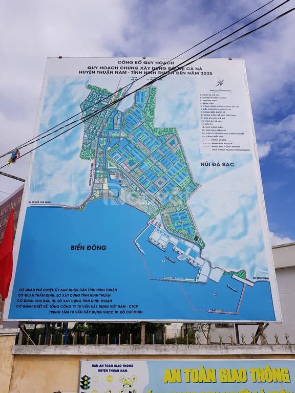 Đầu tư ngay đất nền Biển Cà Ná Ninh Thuận