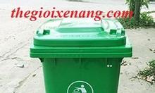 Thùng rác công cộng bảo vệ môi trường