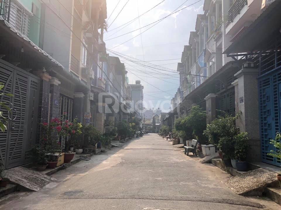 Hẻm xe hơi, đường Vườn Lài, APĐ, dt4x15,5m, SHR