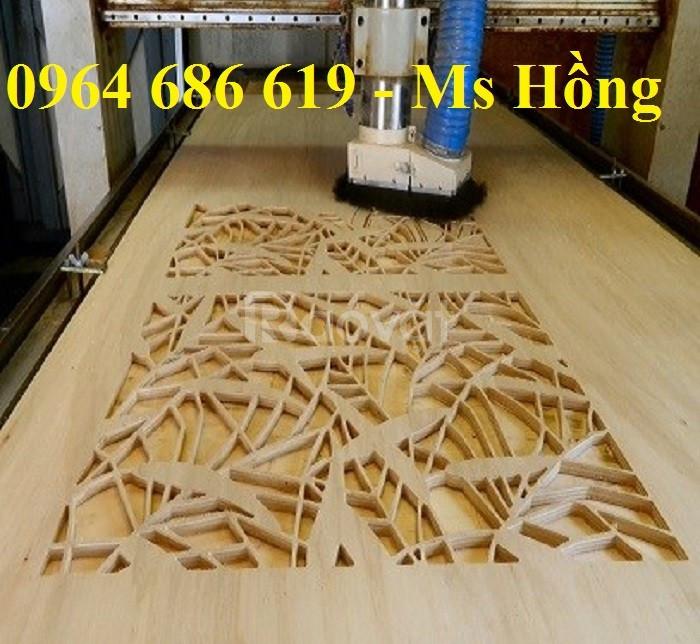 Máy cnc cắt quảng cáo 1325, máy cnc 1 đầu cắt gỗ công nghiệp