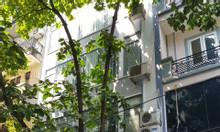 Bán nhà mặt phố Bùi Thị Xuân, kinh doanh, vỉa hè, mặt tiền 6,5m