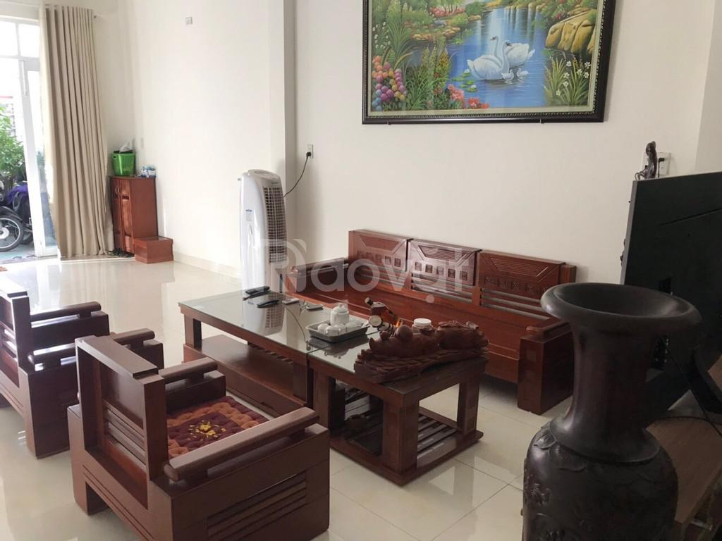 Nhà mới 3tầng mặt tiền đường a5 kđt vcn Phước Hải Nha Trang