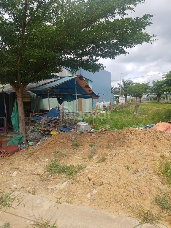 Bán lô đất mặt tiền đường Vườn Thơm, Bình Chánh, sổ riêng