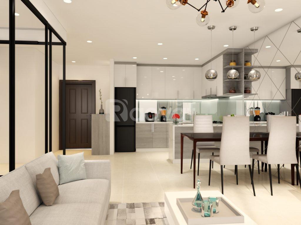 Giá bán chính thức căn hộ Central Premium, quận 8, từ CĐT