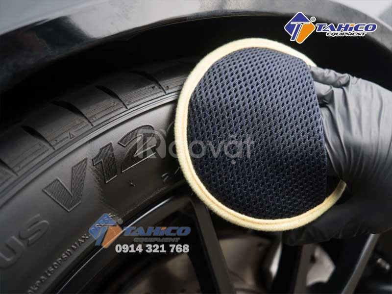 Dung dịch làm đen bóng vỏ lốp ô tô xe máy Ventek 20 lít