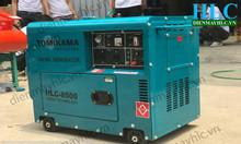 Phân phối máy phát điện chạy dầu Tomikama chính hãng