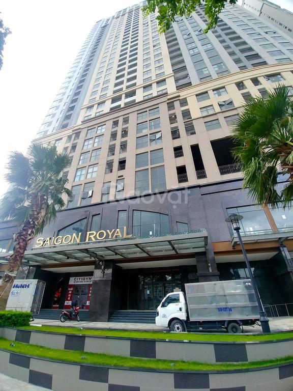 Xuất cảnh bán gấp căn hộ 2PN Saigon Royal 56m2