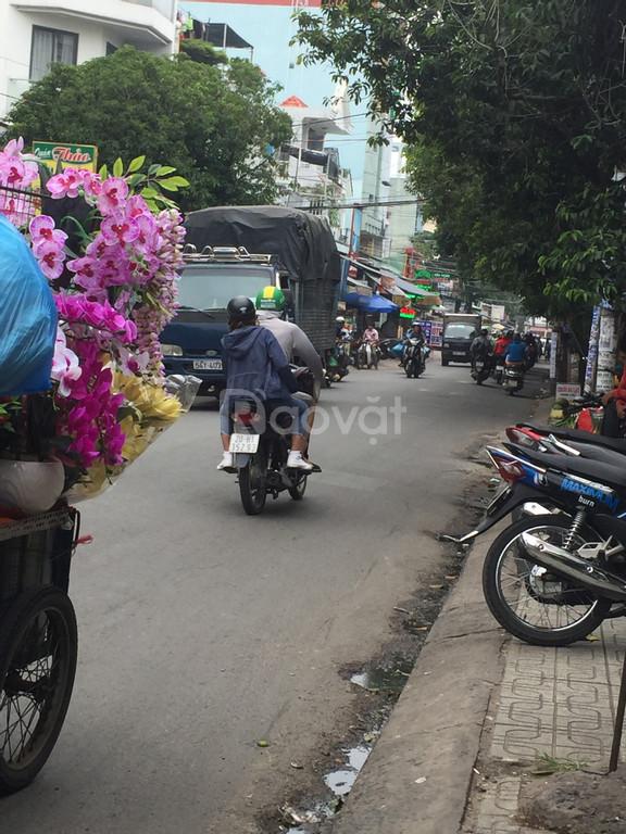 Nhà MTKD Lê Đức Thọ, 5 x 15, phường 6, Gò Vấp ngay chợ
