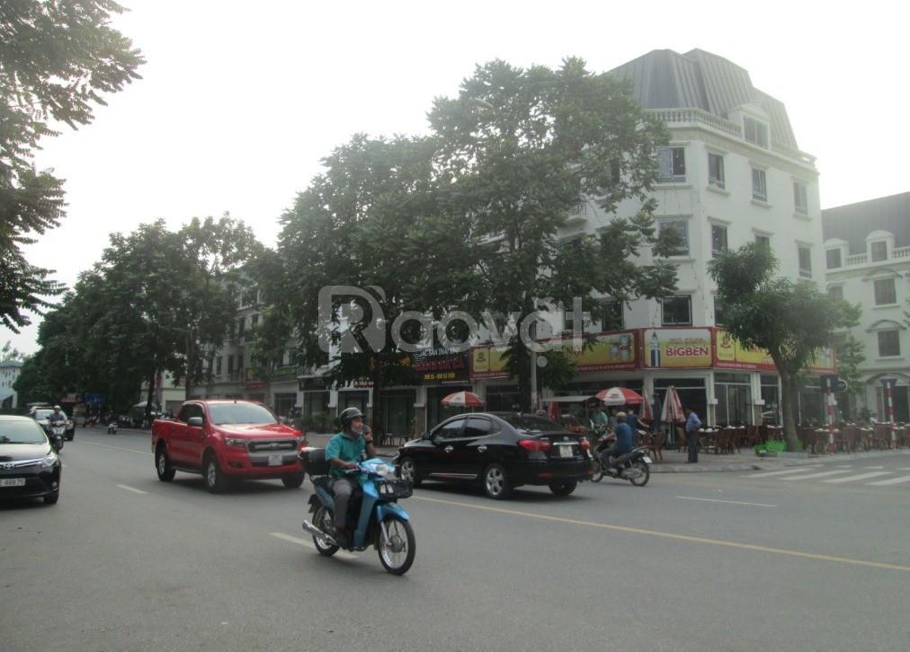 Shophouse mặt phố La Casta kd, cho thuê 40tr/tháng, 88m2x4T