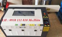 Máy laser cắt khắc gỗ, máy khắc laser 4060 giá rẻ tại Sài Gòn
