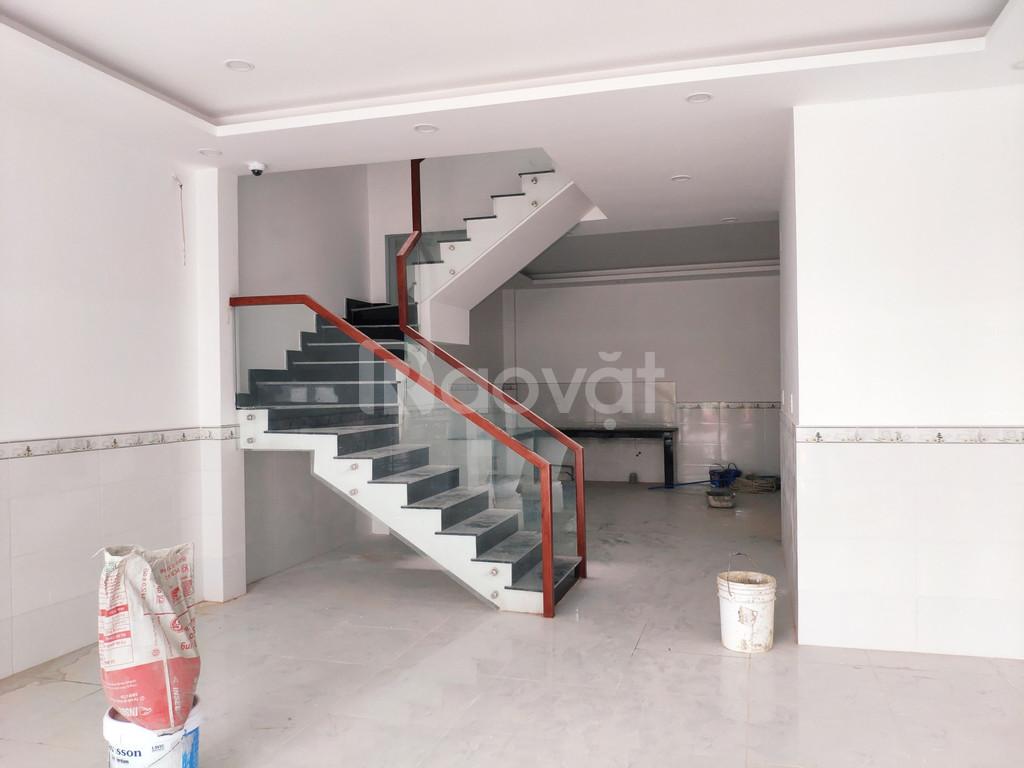 Nhà bán 1 trệt 2 lầu, đường Đinh Đức Thiện, 88m2, giá 1.6 tỷ SHR
