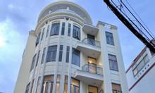 Biệt thự chuẩn châu Âu tại Quận 3, ngang 8,5m dài 8,5m nhà 5 tấm
