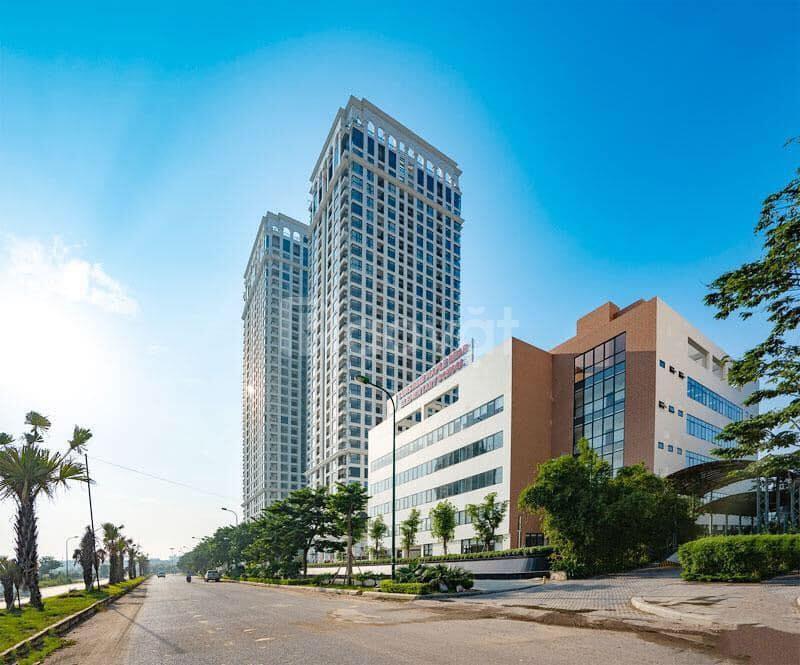 Bán căn hộ 2 ngủ 2wc 58m2 dự án Sunshine Riverside, giá: 2,3 tỷ